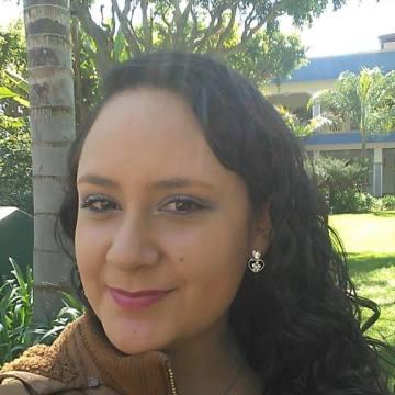 Miriam Rubio, 32, Mexico City, Mexico