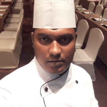 Sunil, 30, Bangkok, Thailand