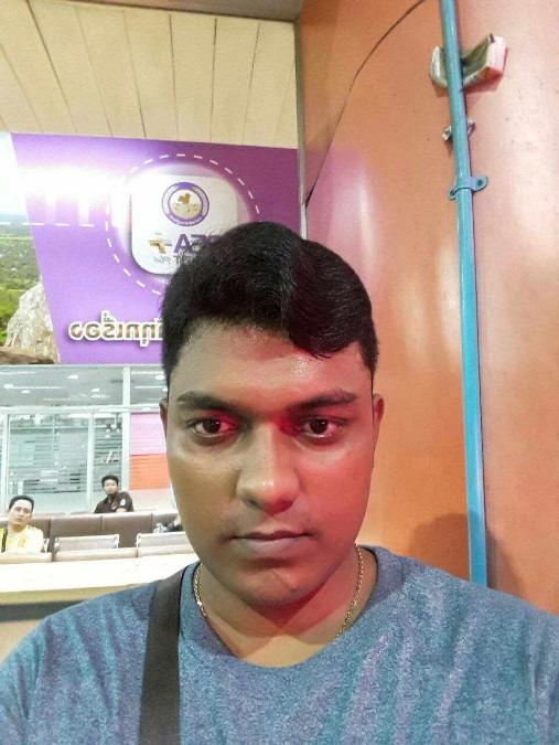 Sunil, 32, Bangkok, Thailand