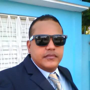 F.rosso, 38, Santo Domingo, Dominican Republic