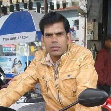 Mukesh Kawdiya, 28, Ottawa, Canada