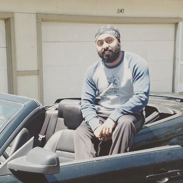 Sunny Bains, 34, Sunnyvale, United States