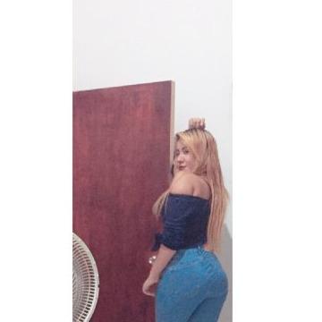 Gigi Alev, 23, Medellin, Colombia