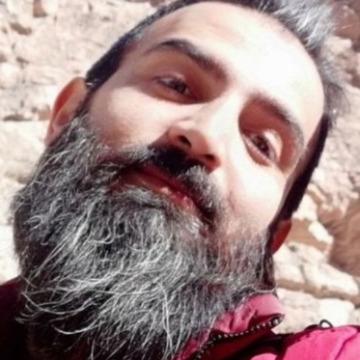 Mohammad Reza Gheimati, 33, Tehran, Iran