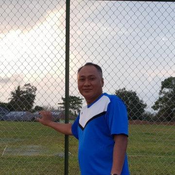 Razik Hanan, 51, Samarinda, Indonesia