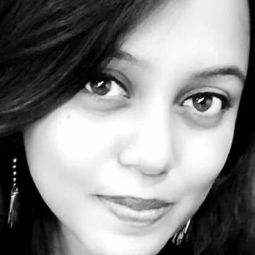 Vishakha Sinha, 26, Patna, India