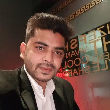 Sunny Khan, 36, Mumbai, India