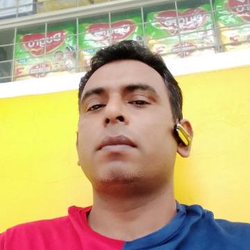 Rajon, 37, Petaling Jaya, Malaysia