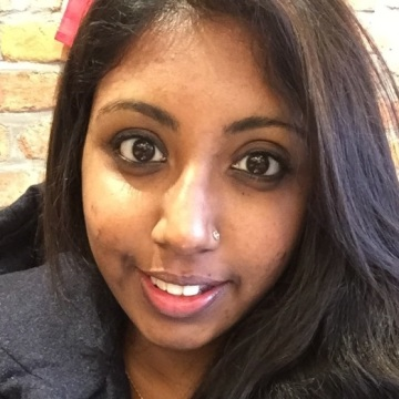 Aliza Alexander Selvaratnam Salim, 31, Petaling Jaya, Malaysia
