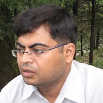 Rahul Maurya, 32, Lucknow, India