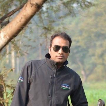 Venkatesh Ganti, 31, New Delhi, India