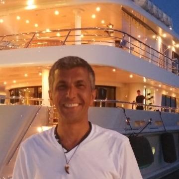 Erkan Aygün, 47, Ankara, Turkey