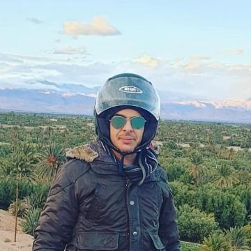 Ucef Bennani, 34, Marrakesh, Morocco