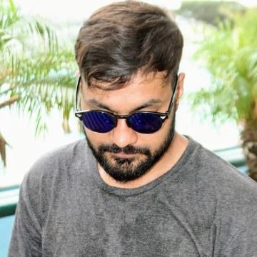 Vikram Gahlawat, 26, New Delhi, India