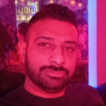 Ali El Saied, 38, Cairo, Egypt