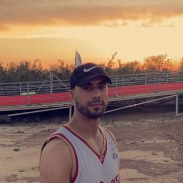 Mouhssine Goldenboy Aramchi, 27,