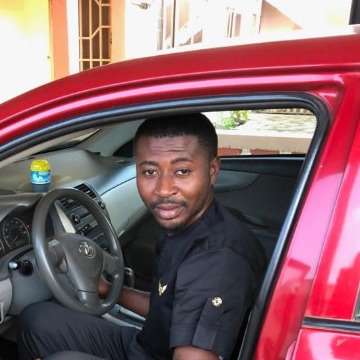 Samuel Owusu Acheampong, 27, Kumasi, Ghana