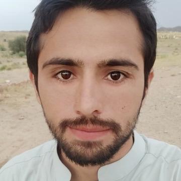 Mansoor Ahmad, 24, Taunsa, Pakistan