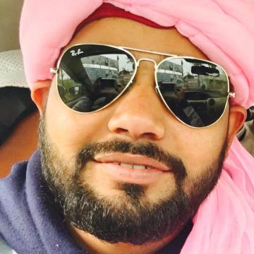 Parveen Khassa, 35, New Delhi, India