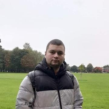 Sergiu Buza, 28, Kishinev, Moldova
