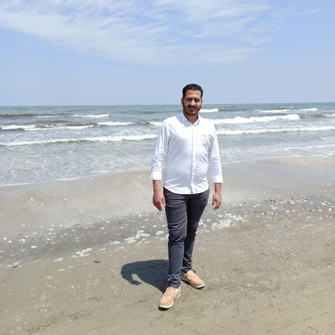 Khaled Emad, 26, Port Said, Egypt