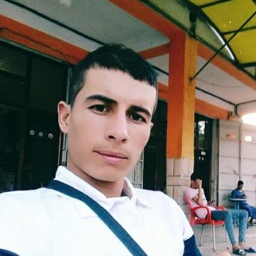 Fouaz Chergui, 24, Algiers, Algeria