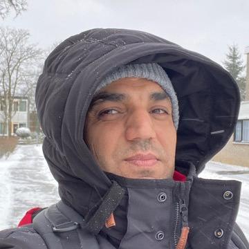 Amir Edrisi, 35, Afyonkarahisar, Turkey