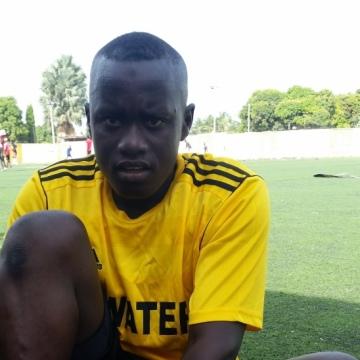 Dawda Ndong, 35, Banjul, The Gambia