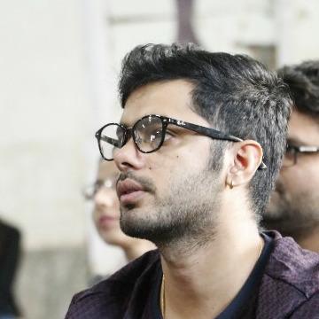Manish Hotwani, 29, Raipur, India