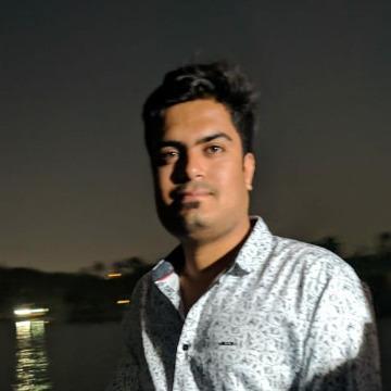 Sahil Gangwani, 27, Indore, India