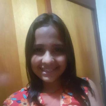 Carledys Quevedo, 22, Caracas, Venezuela