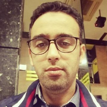 Mohamed Rafik, 36, Casablanca, Morocco