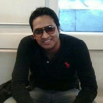 Sabir Syed, 35, Mumbai, India