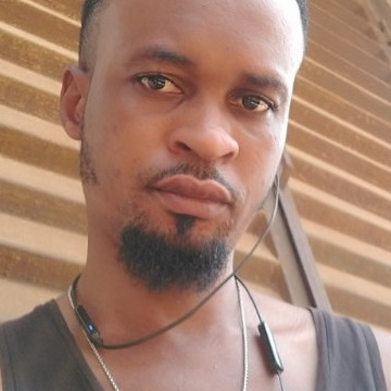 Dominic, 32, Lagos, Nigeria