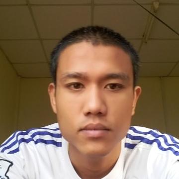 Khomphet Chuaisaeng, 30, Udon Thani, Thailand