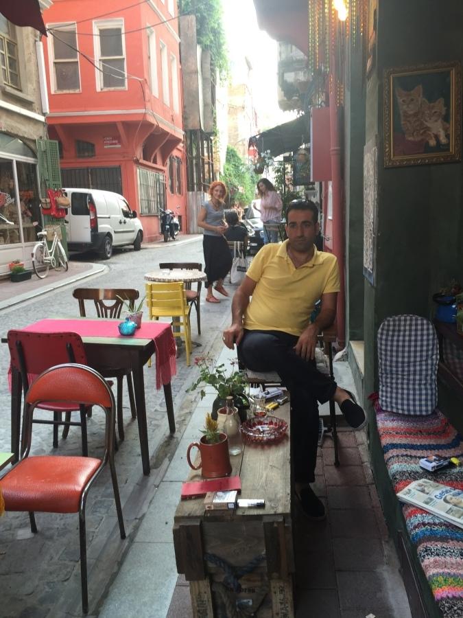 Eren, 37, Istanbul, Turkey