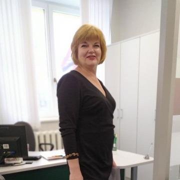 виктория купырева, 57, Homyel, Belarus