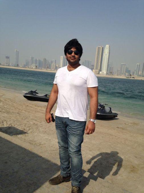 Faysal Azam, , Dubai, United Arab Emirates