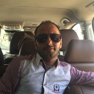 Ahmet, 35, Istanbul, Turkey