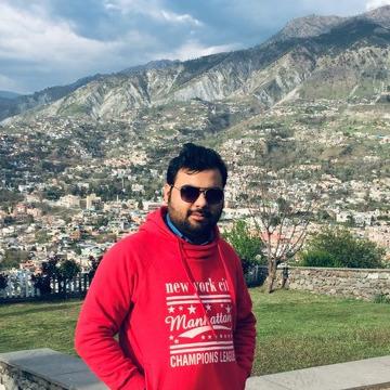 Muhammad Alee, 27, Islamabad, Pakistan