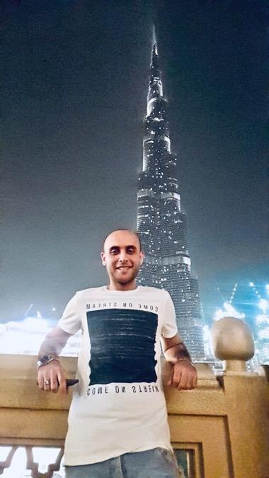 Fady, 29, Dubai, United Arab Emirates