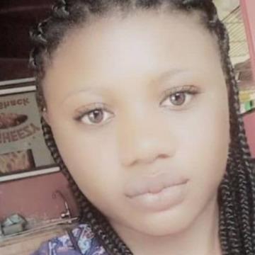 Mariam Zakaria, 22, Kumasi, Ghana