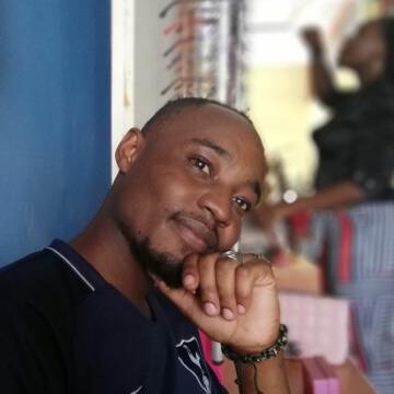 Paul, 27, Nairobi, Kenya
