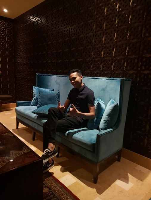 Mohammed Dkhissi, 26, Doha, Qatar