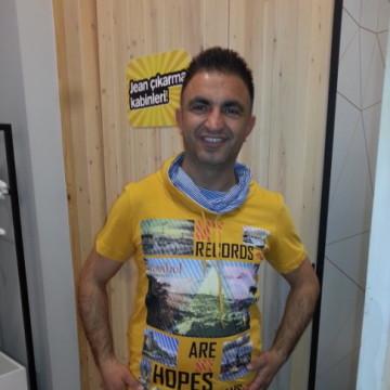 Mehmet Kaydu, 40, Antalya, Turkey
