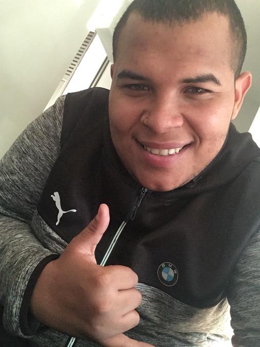 Bruno Mendes, 25, Sao Vicente, Brazil