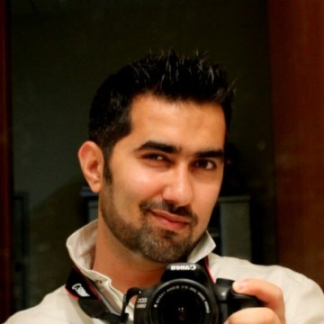 Sami, 37, Dubai, United Arab Emirates