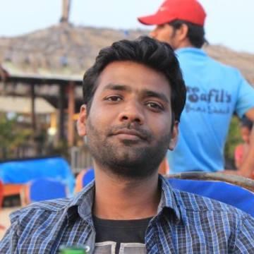 Pabitra Panda, 34, Mumbai, India