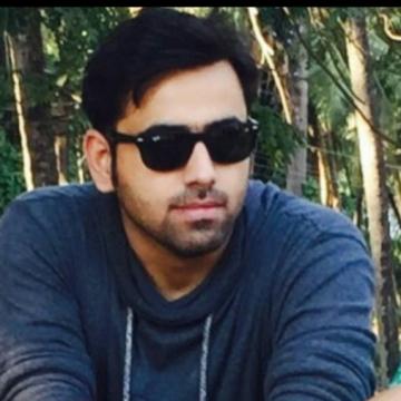 Nikhil Niranjan, 32, Mumbai, India