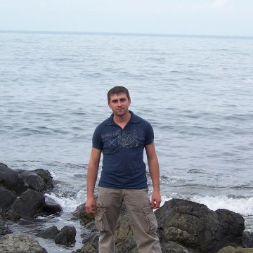 Pavel Pavlov, 37, Varna, Bulgaria